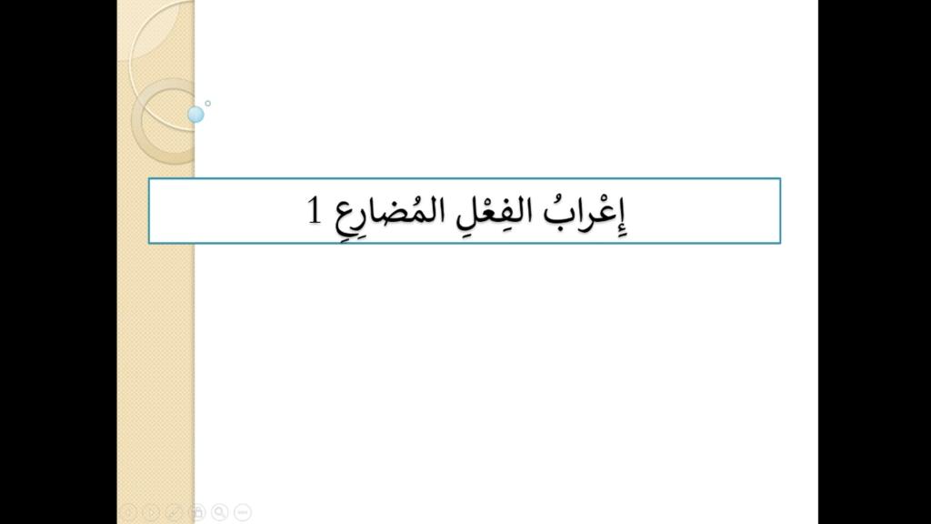 Capsule langue arabe 24
