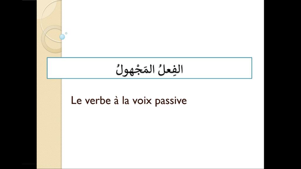 Capsule langue arabe 29